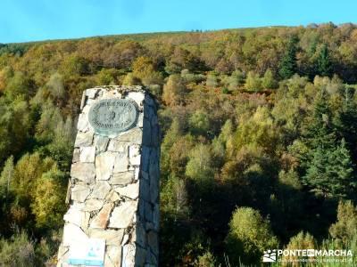 Ancares lucenses; viaje Puente noviembre; viajes octubre viajes de verano